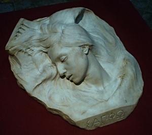 Sappho Sleeps