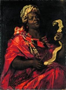 Sibyl Abraham Painting