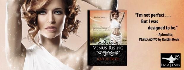 Venus Rising Banner