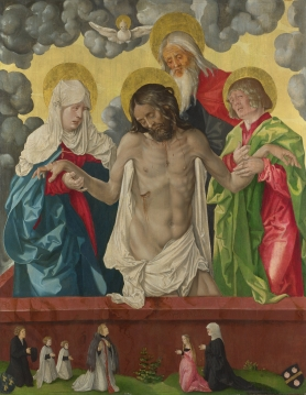 Hans_Baldung_Grien_-_The_Trinity_and_Mystic_Pietà_-_Google_Art_Project