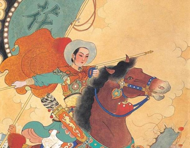 Part 2 – Hua Mulan: East-West With Honor