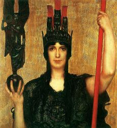 Pallas_Athena_by_Franz_von_Stuck