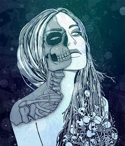 Dualistic Identities and the Goddesses of Dark Places
