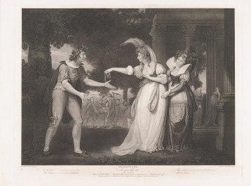 1200px-Before_the_Duke's_Palace–Rosalind,_Celia,_Orlando,_the_Duke_&_Attendants_(Shakespeare,_As_You_Like_It,_Act_1,_Scene_2)_MET_DP85957