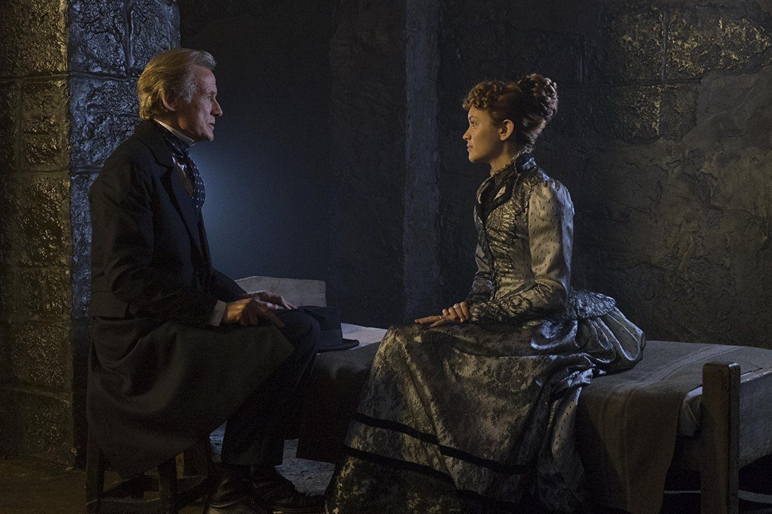 The Power of the Stage in The Limehouse Golem